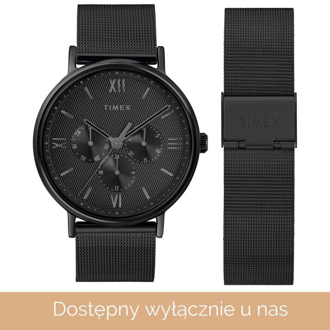 Kolekcja Specjalna Timex dla ZegarkiCentrum.pl TW2T35268 - zegarek męski 1