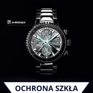 Ochrona Szkła w zegarku 24 mce