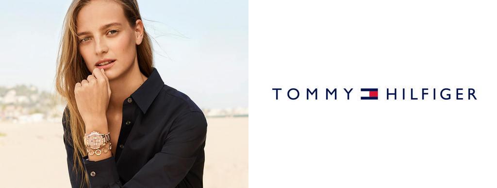 Zegarki Tommy Hilfiger Damskie