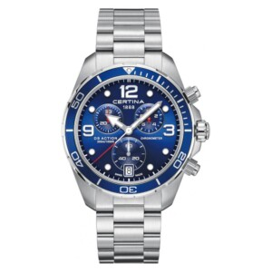 Certina DS Action Chronometer C032.434.11.047.00 - zegarek męski