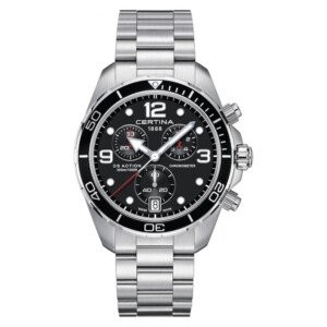 Certina DS Action Chronometer C032.434.11.057.00 - zegarek męski