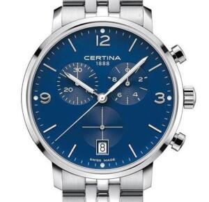 Certina DS Caimano Gent C035.417.11.047.00 - zegarek męski