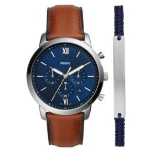 Fossil Neutra Chrono FS5708SET - zegarek męski