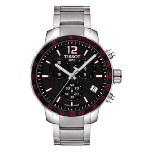 Tissot QUICKSTER T095.417.11.057.00 - zegarek męski