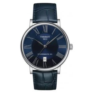 Tissot CARSON PREMIUM POWERMATIC 80 T122.407.16.043.00 - zegarek męski