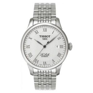 Tissot LE LOCLE T41.1.483.33 - zegarek męski
