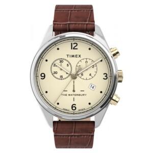 Timex Waterbury TW2U04500 - zegarek męski
