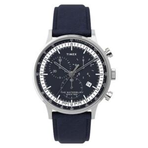Timex Waterbury TW2U04700 - zegarek męski