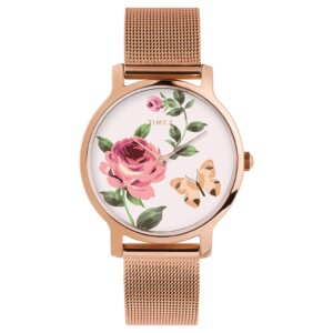 Timex Full Bloom Originals TW2U19000 - zegarek damski