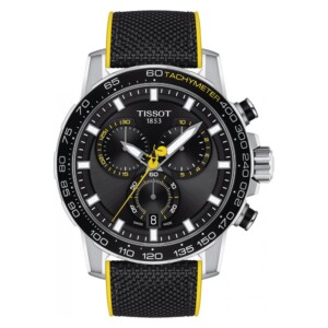 TISSOT SUPERSPORT CHRONO TOUR DE FRANCE 2020 SPECIAL EDITION T125.617.17.051.00 - zegarek męski