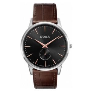 Doxa Slim Line 105.10.101R.02 - zegarek męski