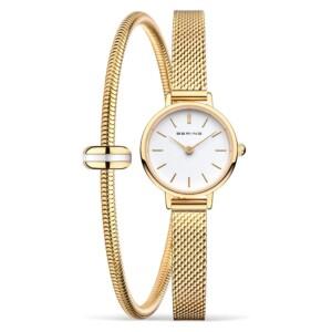 Bering Classic 11022-334-SET - zegarek damski