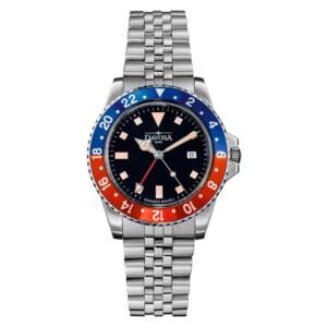 Davosa Vintage Diver GMT 163.500.90 - zegarek męski
