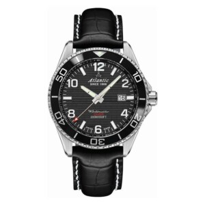 Atlantic Worldmaster Diver 55370.47.65S - zegarek męski