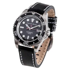 Carl Von Zeyten Automatic CVZ0030BK - zegarek męski
