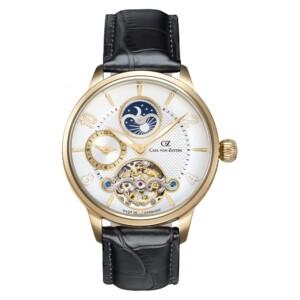 Carl Von Zeyten Automatic Calw CVZ0046GWH - zegarek męski