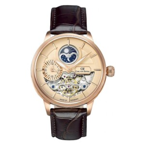 Carl Von Zeyten Automatic Calw CVZ0048RG - zegarek męski