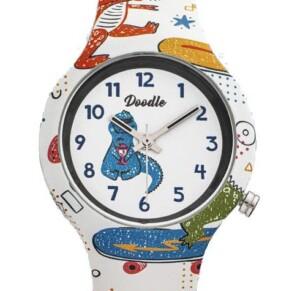 Doodle Kids Hip Dinosaur DO32003 - zegarek