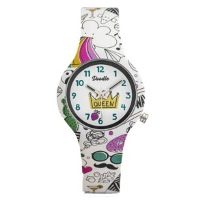Doodle  Doodle Kids Attitude Girl DO32007 - zegarek