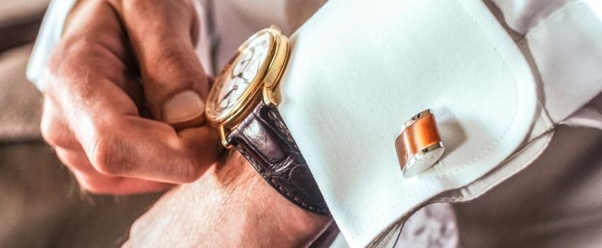 Zegarki z Chronografem