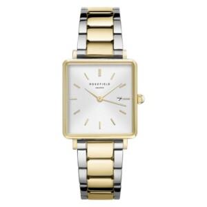 Rosefield Boxy QWSSG-Q043 - zegarek damski
