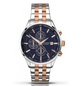 Sekonda Chronograph SEK1107 - zegarek męski