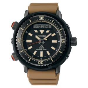 Seiko Prospex Diver's 200m Solar SNJ029P1 - zegarek męski