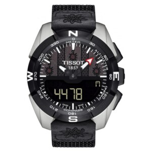 Tissot T-TOUCH EXPERT SOLAR FETE LUTTE SUISSE T091.420.46.051.02 - zegarek męski