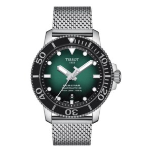 Tissot SEASTAR 1000 POWERMATIC 80 T120.407.11.091.00 - zegarek męski