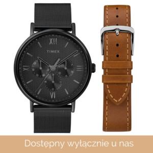 Timex KOLEKCJA SPECJALNA TIMEX dla ZegarkiCentrum.pl TW2T35268PS - zegarek