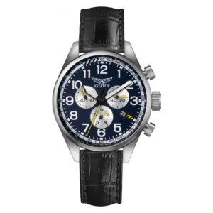 Aviator P45 Chrono V.2.25.0.170.4 - zegarek męski