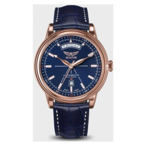 Aviator Day-Date V.3.20.2.225.4 - zegarek męski