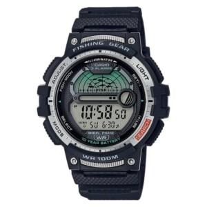 Casio  Sport Fishing Gear Digital WS-1200H-1A - zegarek męski