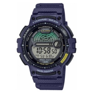 Casio  Sport Fishing Gear Digital WS-1200H-2A - zegarek męski