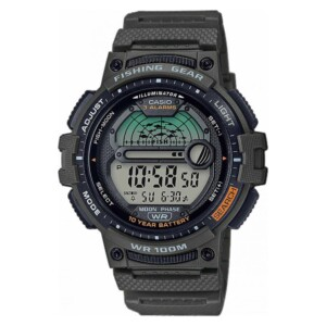 Casio  Sport Fishing Gear Digital WS-1200H-3A - zegarek męski