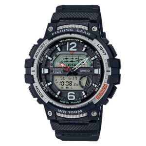 Casio Classic WSC-1250H-1A - zegarek męski