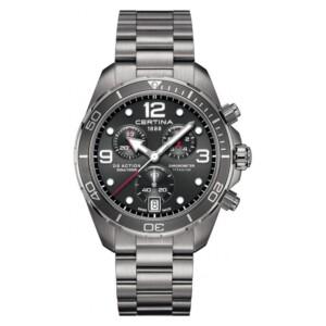 Certina DS Action Chronometer Titanium C032.434.44.087.00 - zegarek męski