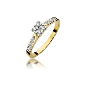 Diamonds Pierścionki W402B016Z