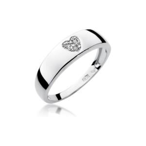 Diamonds Pierścionki z diamentami W64B003B