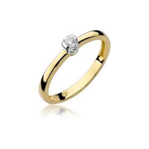 Diamonds Pierścionki z diamentami W131B010Z