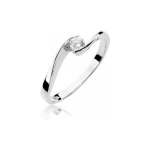 Diamonds Pierścionki z diamentami W160B013B