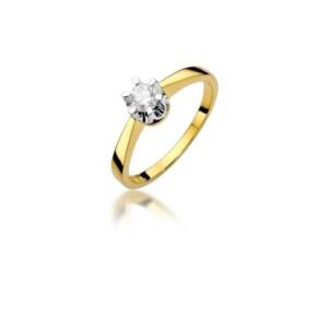 Diamonds Pierścionki W408B025Z