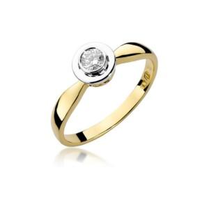 Diamonds Pierścionki z diamentami W294B020Z