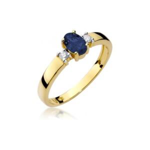 Diamonds Pierścionki z diamentami W264S070Z