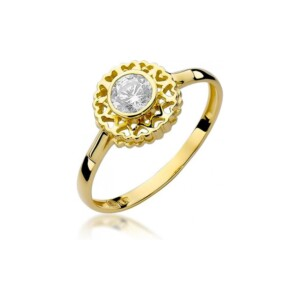 Diamonds Pierścionki z diamentami W149B030Z