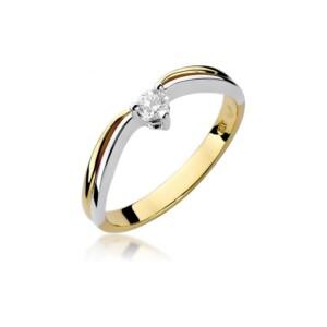 Diamonds Pierścionki z diamentami W261B015Z