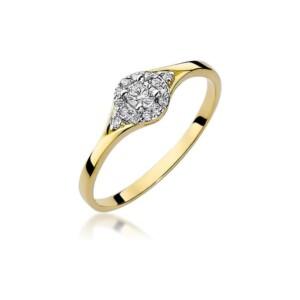 Diamonds Pierścionki z diamentami W56B017Z
