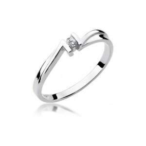 Diamonds Pierścionki z diamentami W204B004B
