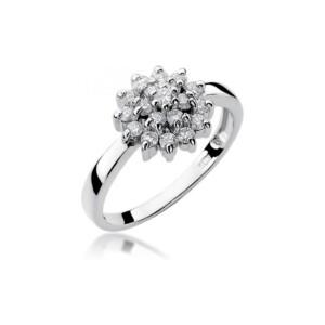 Diamonds Pierścionki z diamentami W4B040B