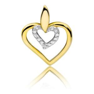 Diamonds Zawieszki z diamentami S16B006Z